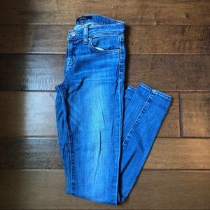 J Brand Super Skinny Bayside Jean